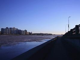 Вид с Синопской набережной